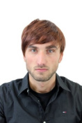 Men's WIG (for Men or Unisex) HIGH QUALITY synthetic short brunette REDDISH BROWN youthful young look GFW964-33 Man