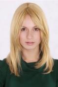 NAUGHTY Lady Quality Wig medium BLOND blonde STRAIGHT 3240-24 35 cm Peluca Parrucca