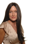 POCAHONTAS Quality Lady Wig BLACK Native/Indian Beauty, straight, long, middle parting