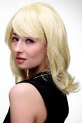 SEXY Lady Quality Wig DIVA stunning BRIGHT BLOND (2103 Colour 88E) shoulder-length