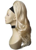 Light Blonde Hairpiece Ponytail Extension #613