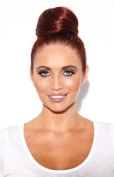 Amy Childs Ginger-Red Top Bun