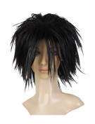 Cosplayland C744 - Death Note L Ryuuzaki black Spiky Cosplay short Party Wig