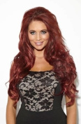 Amy Childs High Crown, Seriously Wavy, Extra Long Half Wig