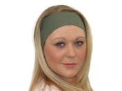 Glitz4Girlz Olive Wide Headband
