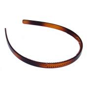Bling Online 10mm Tortoise Shell Effect Alice Hair Band Headband.