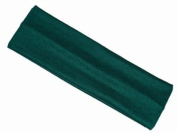 Glitz4Girlz Bottle Green Wide Headband