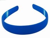 Glitz4Girlz Blue Matte Alice Band