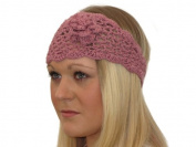 Glitz4Girlz Pink Crochet Headband