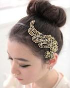 WIIPU Fashion Plant Style Blink Headband Hair Accessories