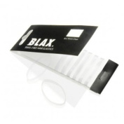 Blax 4 mm Ponytail Holders - Clear
