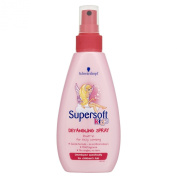 Schwarzkopf Supersoft Kids Girls Detangling Spray 150ml