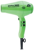 Parlux 3800 Ceramic and Ionic Edition Eco Friendly Hair Dryer Lime