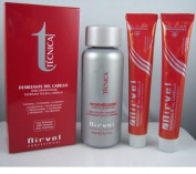 Hair Straightener / Uncurler kit