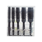 Termix Evolution Plus MLT-EVO5P Hair Brush for Thick Hair, Pack of 5