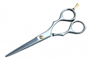 Professional Hairdressing Barber Salon Scissors 14cm . Satin Finish