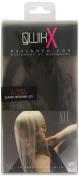 Qwik X 100 Percent Indian Remi Human Hair Tape Hair Extensions Colour 2 Dark Brown 41cm