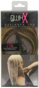 Qwik X 100 Percent Indian Remi Human Hair Tape Hair Extensions Colour 2/ 27/ 33 Dark Brown/ Rich Blonde/ Rich Copper 41cm