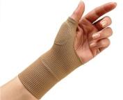 Gel Hand and Wrist Slip On Cushioned Bandage