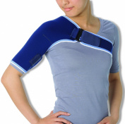 Neo Physio Neoprene Shoulder Support - Medical Grade - Size = L - XL