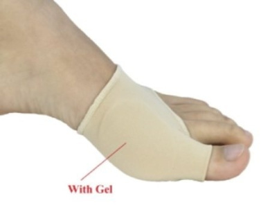Gel Bunion Sleeve (Left/Right foot)
