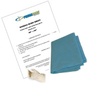 Primacare Sterile Burn Sheets with Latex Exam Gloves