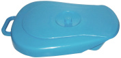 Aidapt Plastic Bedpan with Lid
