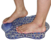 Foot Cleaning Mat for Bath or Shower