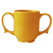 Wade Dignity Two Handled Mug - Yellow