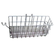 Carex Health Brands Snap On Walker Basket With Tray