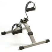 PEDAL EXERCISER MOBILITY AID ADJUSTABLE RESISTANCE