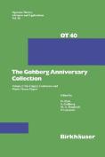 The Gohberg Anniversary Collection: Volume I