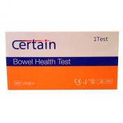 Certain Bowel Health Home Testing Kit 18g