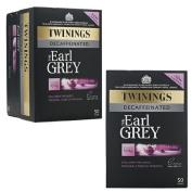 Twinings Earl Grey Decaffeinated 50bag - CLF-TWN-004