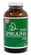 H Elem Spirulina 200g Powder