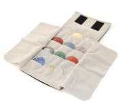 Chakra Stone Set with Pouch - Large