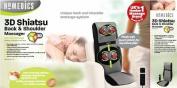 HoMedics SBM-600H-GB Shiatsu Ultimate Back and Shoulder Massager