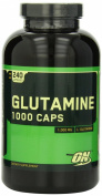 Optimum Nutrition Glutamine 1000 Muscle Recovery Capsules - Tub of 240