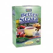 Now Better Stevia - Zero Calorie Sweetener 75 pckts