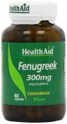 HealthAid Fenugreek 300mg - 60 Capsules