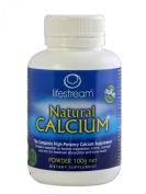 Lifestream Natural Calcium Powder 100g