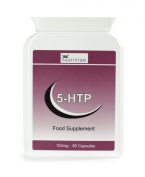 5-HTP 100mg. 90 Capsules (Healthlab) 99% Pure.