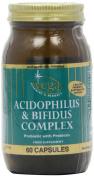 Vega Acidophilus Bifidus Complex - Pack of 60 Capsules