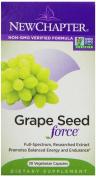 New Chapter Grape Seed force 30 Vegi capsules