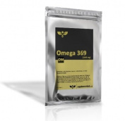Omega 3 6 and 9 1000mg 180 Softgel Capsules - High Strength Essential Fatty Acids Fish Oil Supplement