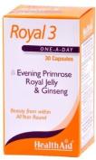 HealthAid Royal +3 - 30 Capsules