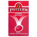 Potters Catarrh Pastilles 45g
