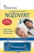 Scandinavian Formulas Nozovent Anti-Snoring Device, 2 Pkts