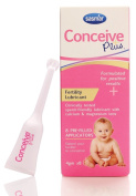 Conceive Plus Fertility Lubricant Individual Use Applicators - 8 Pack