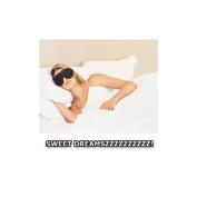 SLEEP INDUCING SLEEP MASK. Sleep Aid that helps you relax & clear your mind ready for restful sleep